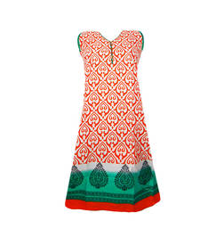 Buy Multicolor Cotton kurtas-and-kurtis kurtas-and-kurti online