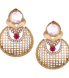 Buy Pink danglers-drops danglers-drop online