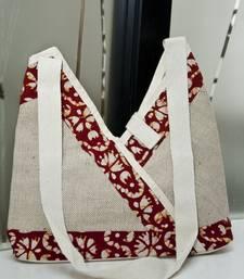 Buy Eco Style Triangle Hand Bag handbag online