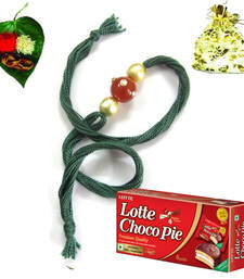 Buy Best offers on Rakhi buy online rakhi-with-chocolate online