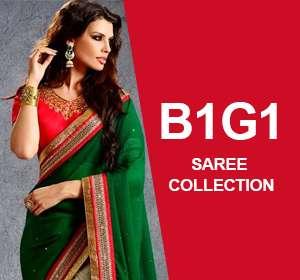 Buy B1G1 Sarees online