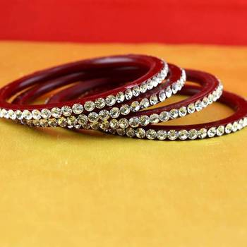gold moti stone cz polki kundun meenakari pearl bangle kara size-2.2,2.4,2.6,2.8,2.10