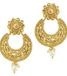 Buy Ethnic Indian Bollywood Jewelry Set Fashion Imitation Earrings danglers-drop online