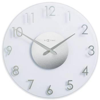 2957-BANURO Glass Simple Classy Clock