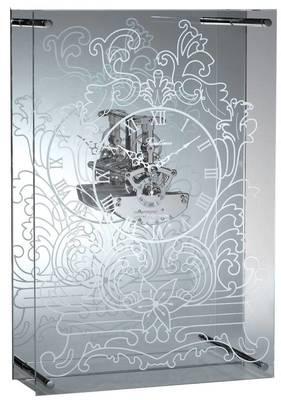 5182-Table or Wall FANTOME skeleton Designer CLOCK
