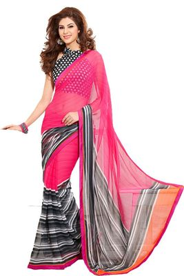 Valehri Printed Party Wear Saree