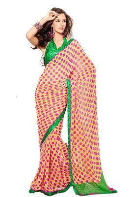 Valehri Printed Party Wear Saree