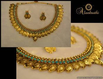 Traditional Necklace Set 2