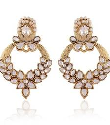 Buy Incredoble Gold Plated Jewellery Earrings For Women danglers-drop online