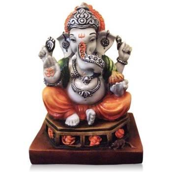 Ganesha on Ashtavinayak Base