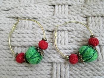 desi tadka- red green
