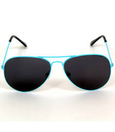 Buy HUMAN BLUE Aviator Sunglasses other-apparel online
