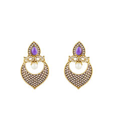 Buy Yellow Gold earrings stud online