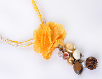 Yellow Rose Fashion Set