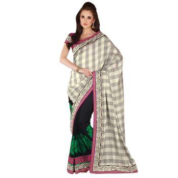 Elegant Designer Sari Gap1511