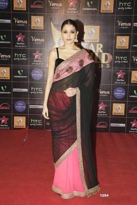 Gorgeous Anushka Saree