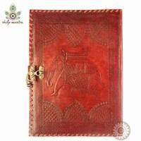 Handmade Leather Document Folder