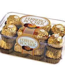 Buy Swiss Ferrero Rocher 16 Piece Chocolate Gift Deepawali Gift 103 diwali-chocolate online