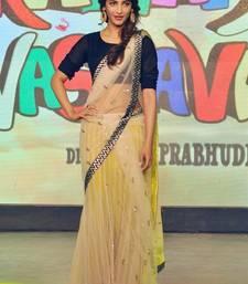 Buy Shruti Hasan Gorgeous Bollywood Designer Net Saree Deepawali Gift 535 diwali-sarees-collection online