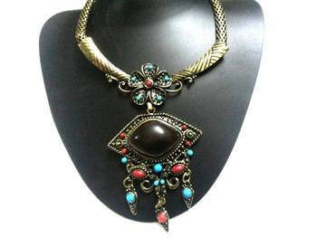 Unique & antique necklace