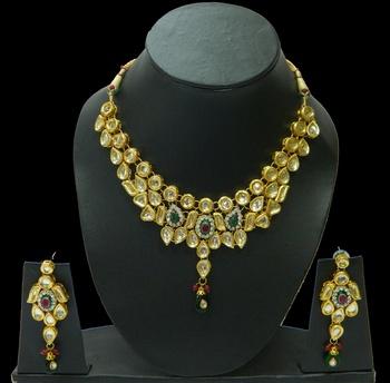 Hot indian Fashion elegant Crystal RhinestonKundan Pendants