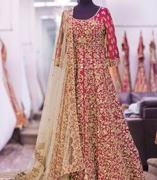 Buy red  Bridal Lahenga bridal-lehenga online