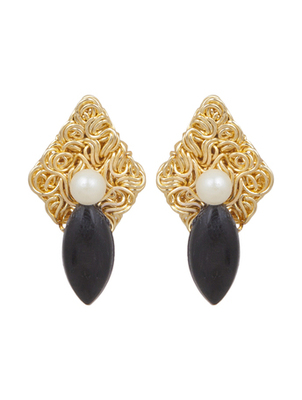 Ethnic Festive Fashion Earrings