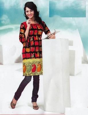 Dress material crepe designer prints unstitched salwar kameez suit d.no NT1516