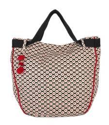 Buy Accrue joli with pompom lace and tassel. potli-bag online
