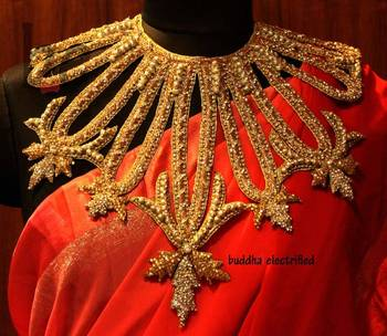Victorian Bling Blouse