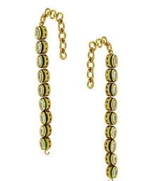 Buy Clear Vilandi Kundan Ear Chain Jewellery for Women - Orniza Other online
