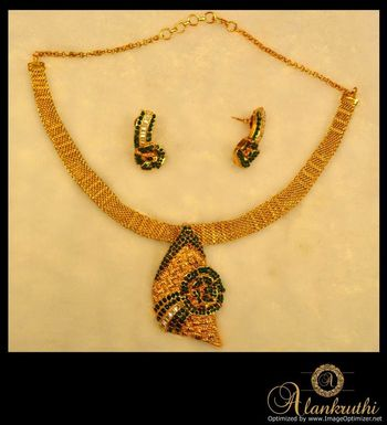 Antique Necklace Sets 1