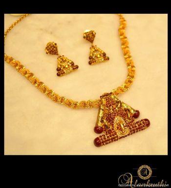 Antique Necklace Sets 12