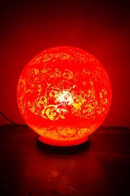Cherry Pop-Lollipop Table lamps