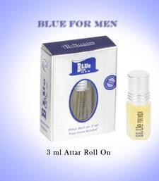 Buy AL NUAIM BLUE FOR MEN 3ML ROLL ON gifts-for-him online