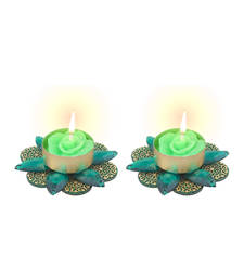 Buy Diya Candle in Dual Colour diwali-decoration online
