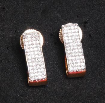 American Diamond Stud