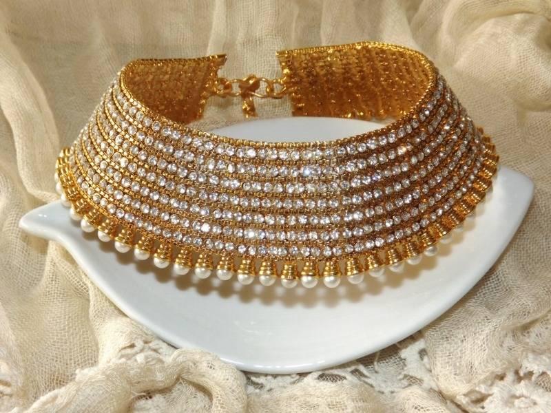 Buy Bridal Payal in Diamonds Online