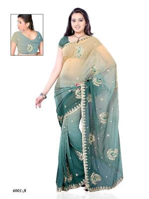 Absorbing Casual Wear Saree from DIVA FASHION- Surat