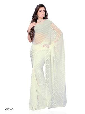 Angelic Casual Wear Saree from DIVA FASHION- Surat
