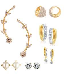 Buy Combo of 6 Pairs of Earrings combo-earring online