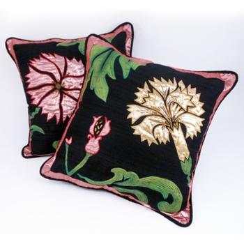 Dark Fragrance Cushion cover
