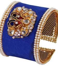 Buy Peacock design kada bangles-and-bracelet online
