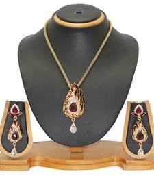 Buy Jewellery Indian Wedding Pendant Set Jewellery Pendant online