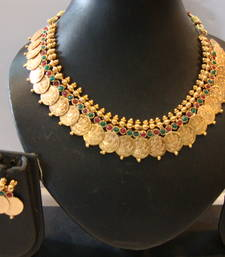 Buy Beautiful multicolor jewellery necklace-set online