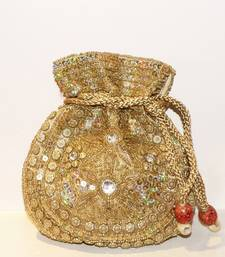 Buy Party,Ladies,purse,bag,evening bag,gift,,marriage,gifting, purse,Ethnic, Handmade,Indian potli-bag online