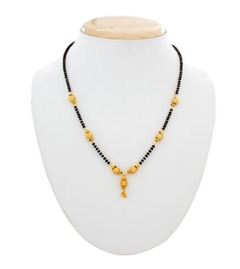 Designer Gold Plated Mangalsutra