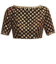 Buy blouse by fabkaz (Black) blouse online