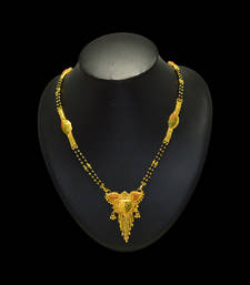 Buy Gold mangalsutra mangalsutra online