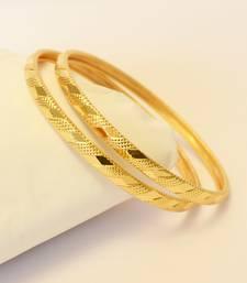 Buy Gold plated designer bangle bangles-and-bracelet online